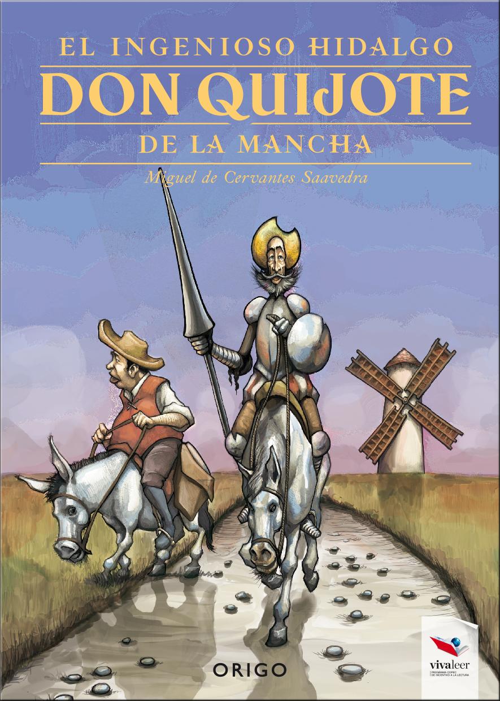 Quijote. Ed. Origo