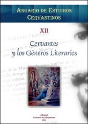 Anuario de Estudios Cervantinos, n.º 12: Cervantes y los géneros literarios (ed. Jesús G. Maestro)