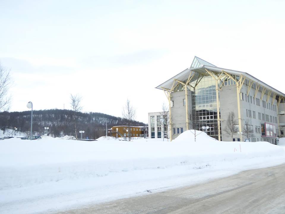 Campus de la UiT-Universidad Ártica de Noruega [fotografía: C. Mata]