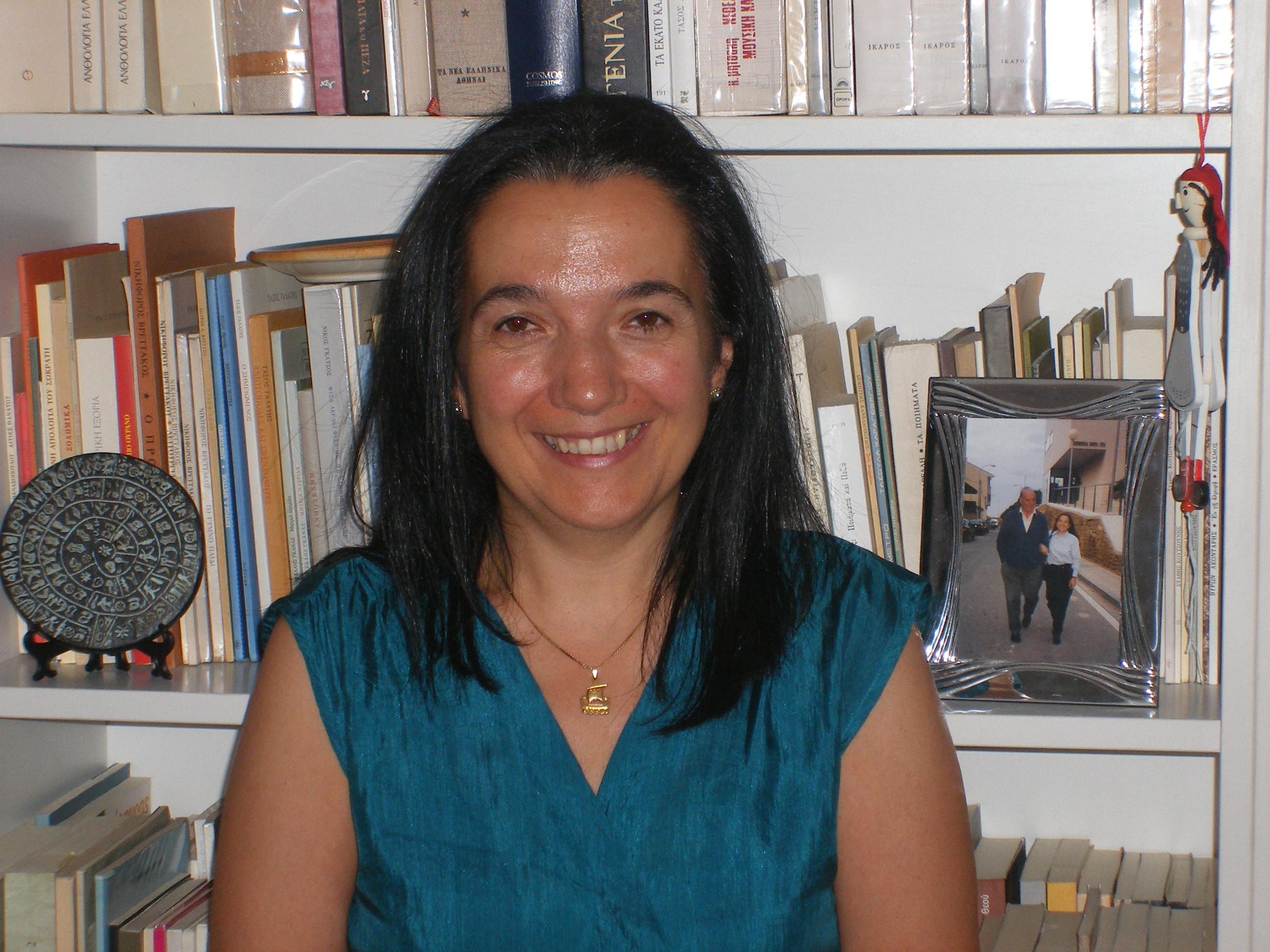 Alicia Villar