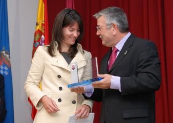 Carmen Ribero. I Premio