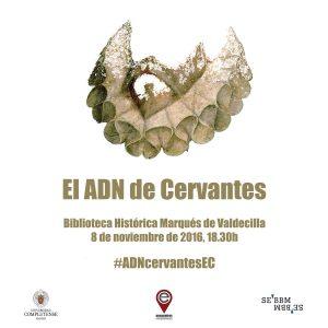 El ADN de Cervantes